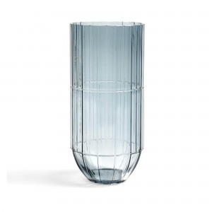 Colour vase blue XL