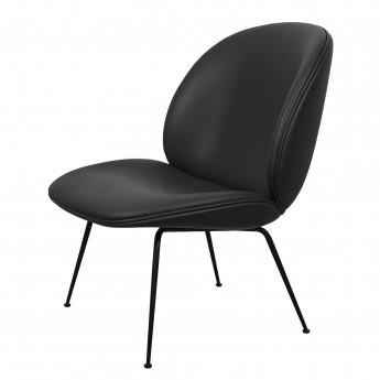 BEETLE armchair - Blue velvet