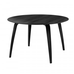 DINING round table black