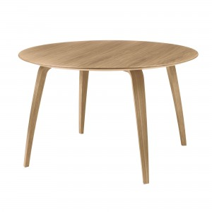 DINING round table oak