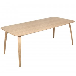 DINING rectangular table oak