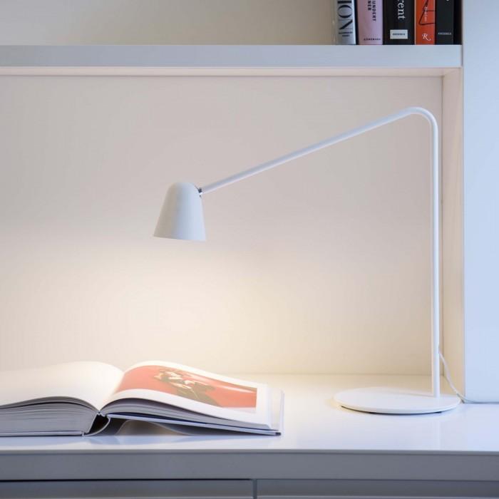 Lampe CHAPLIN blanc