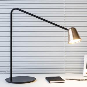 Lampe CHAPLIN noir/cuivre