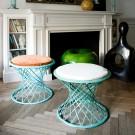 QUARANTINE ottoman turquoise