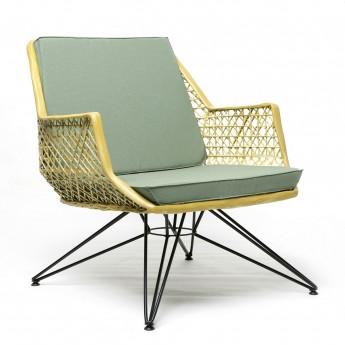 ANTI-C 106 armchair gold