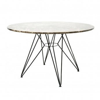 Table emperor marble ANTIC-C
