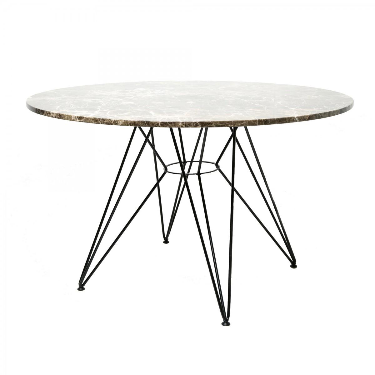 Table Salle à Manger Marbre: Table Basse ANTI-C Marbre Empereur- LOBSTER'S DAY