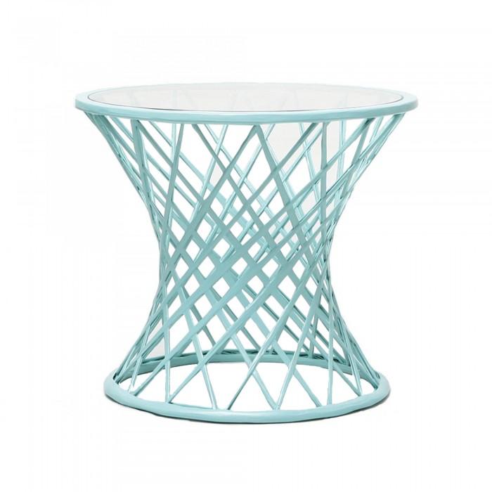 Table QUARANTINE turquoise