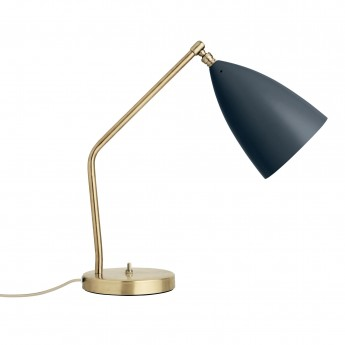 GRÄSHOPPA table lamp anthracite grey