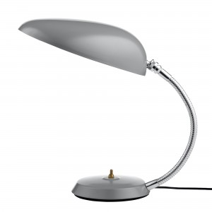 Lampe de table COBRA bleu gris