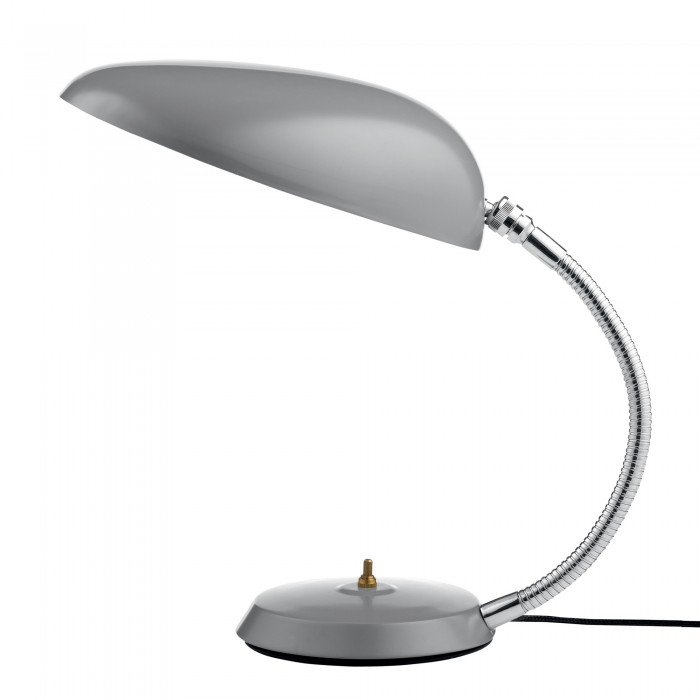 Lampe de table COBRA bleu gris