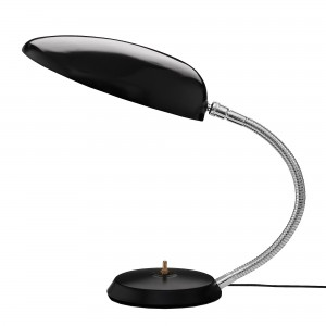 COBRA table lamp jet black