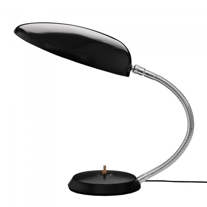 COBRA table lamp jet black