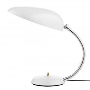 Lampe de table COBRA blanc