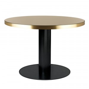 Table DINING 2.0 ronde sable