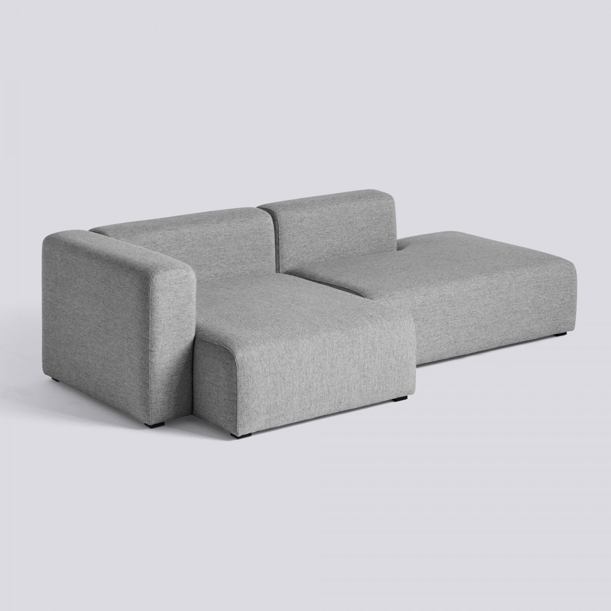 modular mags 2 1 2 seaters sofa with kvadrat fabric hay. Black Bedroom Furniture Sets. Home Design Ideas