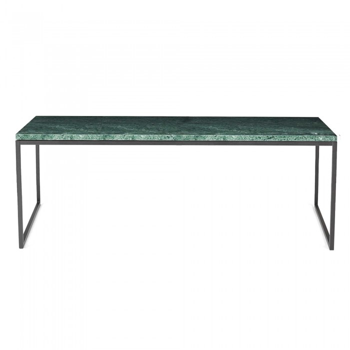 Table basse COMO 120 x 60 en marbre vert - Bolia df29b8c82f4b