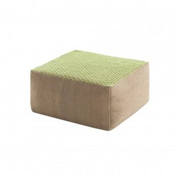 Pouf RAW SMALL Vert