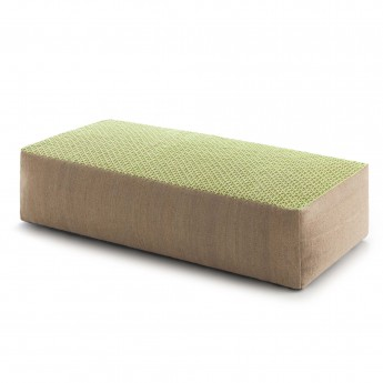 Pouf RAW Green L