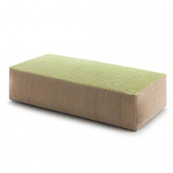 Pouf RAW Vert L