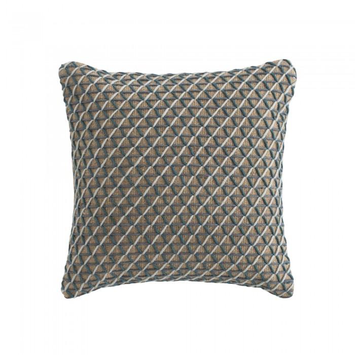 RAW cushion blue