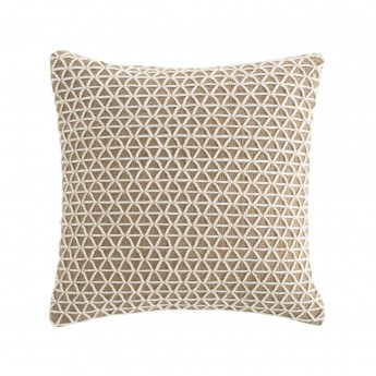 Coussin RAW blanc