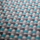 Tapis NAGA Turquoise
