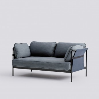 CAN sofa 2 seaters - 1 Blue
