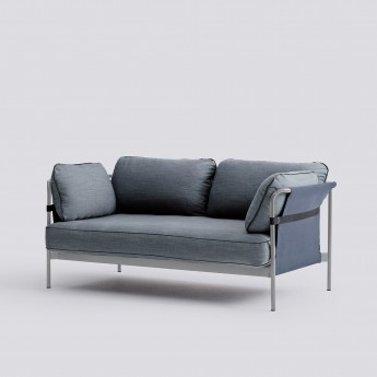 CAN sofa 2 seaters - 4 Blue