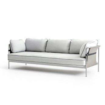 CAN sofa 3 seaters - 7 Light grey