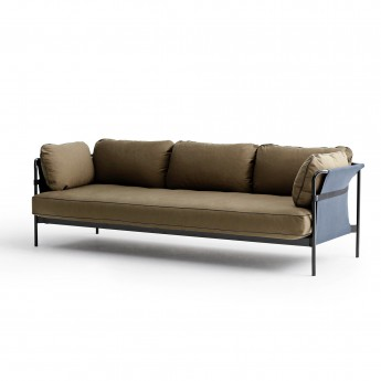 CAN sofa 3 seaters - 2 Khaki