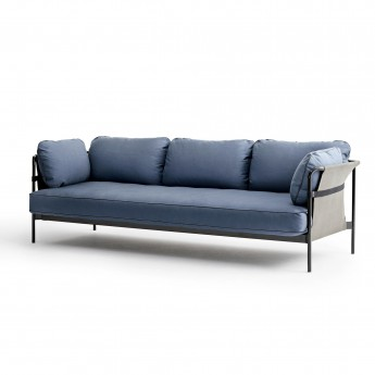 CAN sofa 3 seaters - 2 Blue