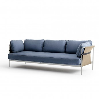 CAN sofa 3 seaters - 3 Blue