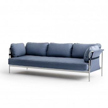 CAN sofa 3 seaters - 4 Blue