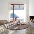 TRENZAS Circular Carpet