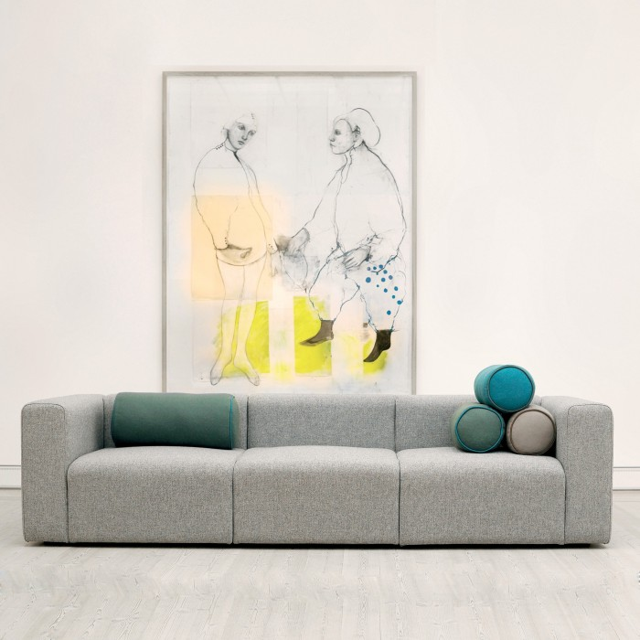 MAGS sofa 3 seaters