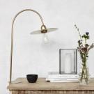 GLOW BRASS FINISH Tablelamp