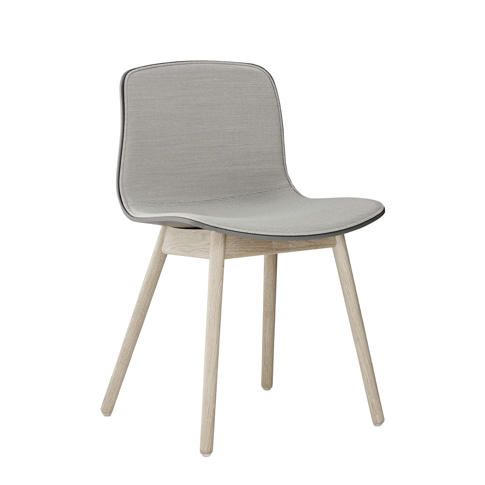 About A Chair 12 Side Chair.Aac 12 Upholstered With Kvadrat Fabric And Wood Base Hay