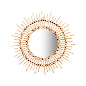 BAMBOO mirror round
