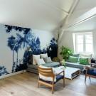 PALERMO BLUE wallpaper