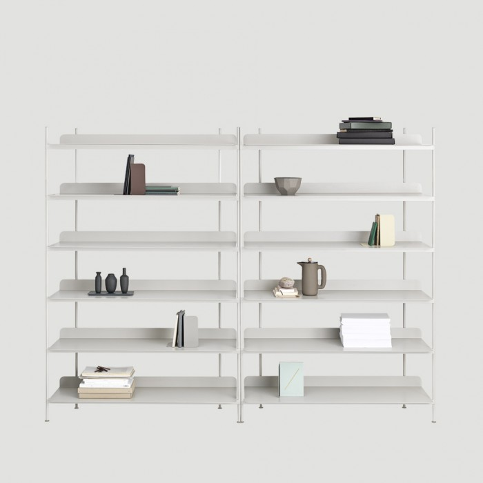 COMPILE shelving system 8