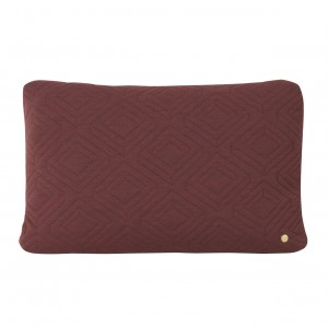 Coussin QUILT Rust 60 x 40