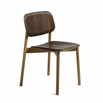 Chaise SOFT EDGE 12 chêne huilé