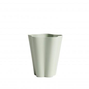 Vase Iris vert