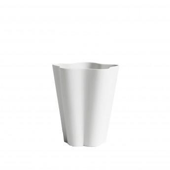 Vase IRIS blanc S