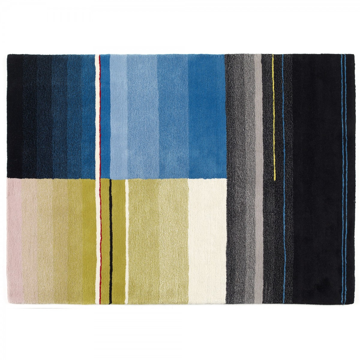 tapis colour carpet en laine 01 hay. Black Bedroom Furniture Sets. Home Design Ideas