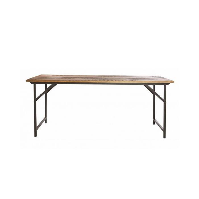 BASE Table oak/black