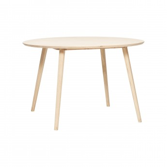 Table RONDE naturel