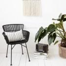 CUUN black rattan chair