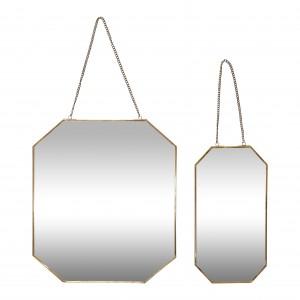 Miroirs duo OCTOGONAL